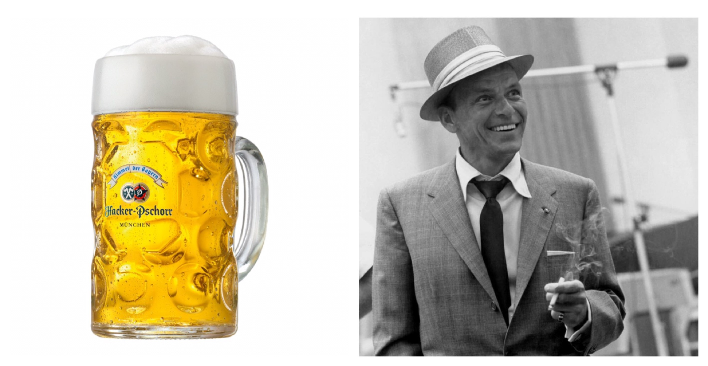 TUESDAY: Stogies, Steins and Sinatra ft. WOOD FIRED PIZZA