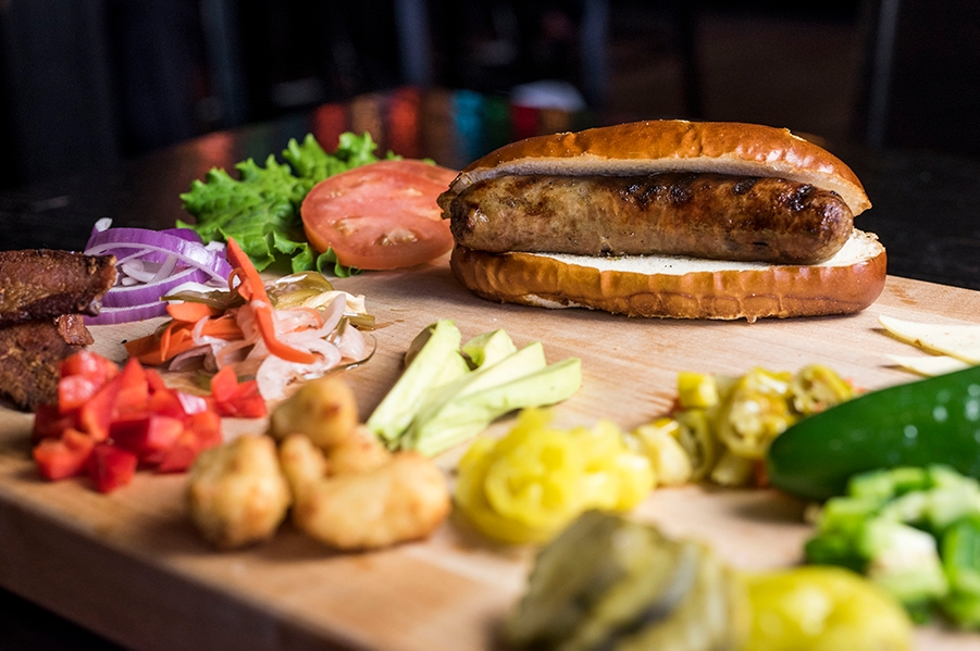 Build Your Own Sausage