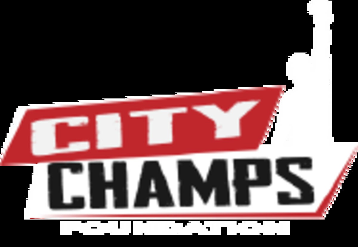 City Champs Fundraiser hosted by Rich Hoffman, Kris Crow & Joe 2.0
