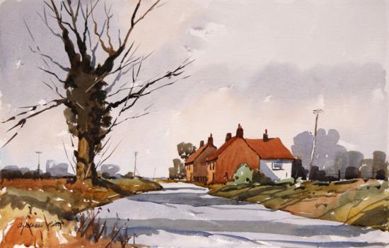 A Norfolk Lane