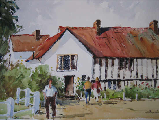 Weaver's Cottages - Dedham