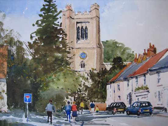 St Mary's Church - Great Dunmow
