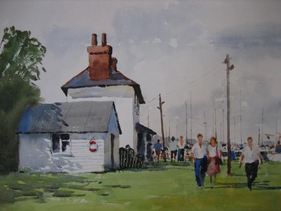 Lock Keeper's Cottage - Heybridge Basin