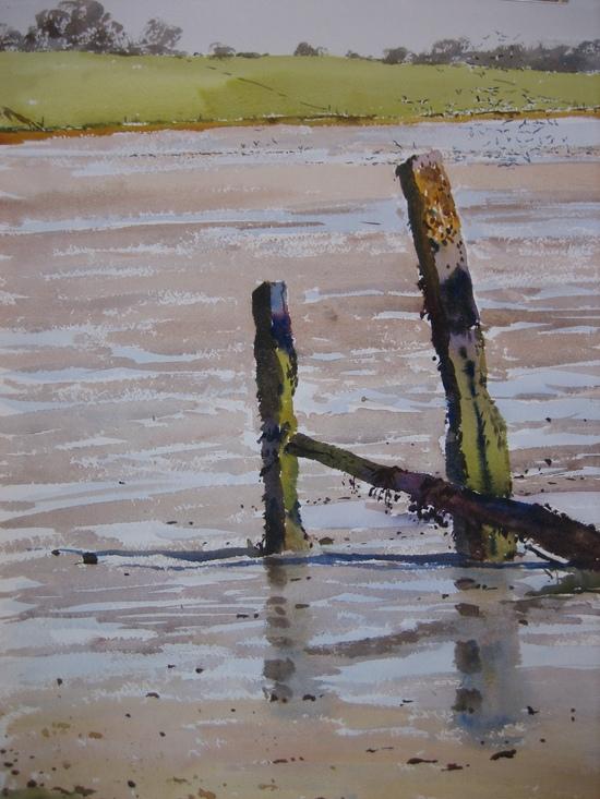 Low Tide - Blythburgh