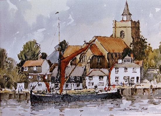 Hythe Quay - Maldon