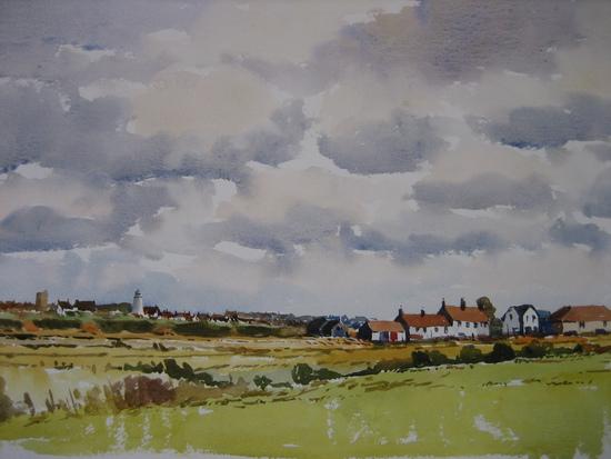 Southwold from Walberswick