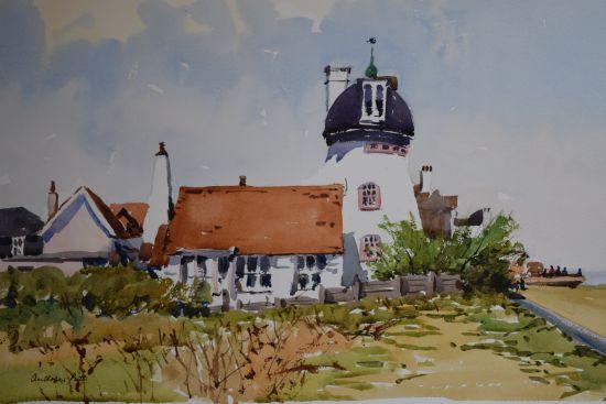 Afternoon Sun - Aldeburgh