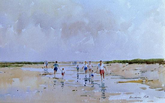 Paddlers - Norfolk