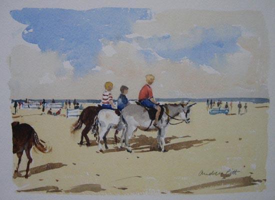Donkey Ride, Skegness