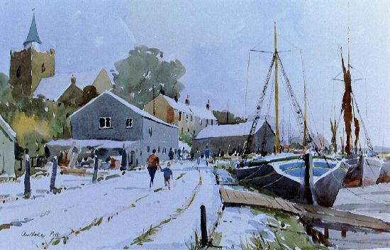 Winter Maldon