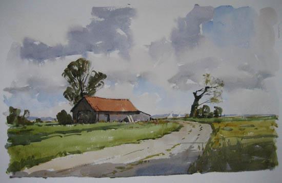 A Broadland Landscape