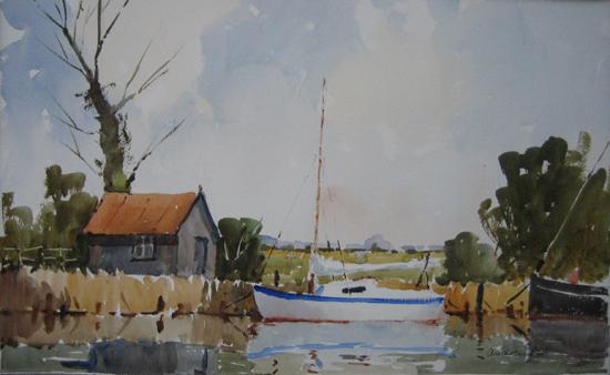 Canal Moorings