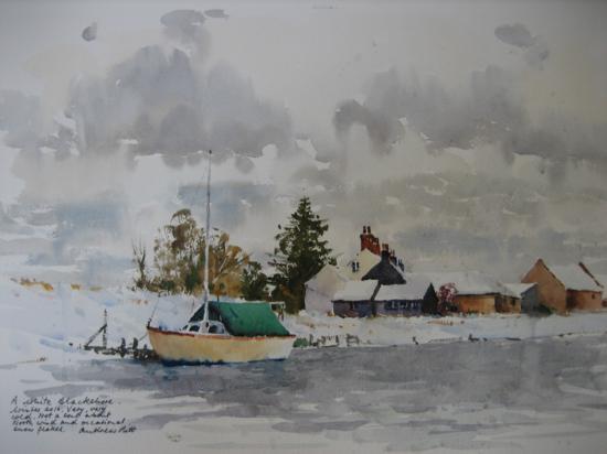 Winter Blackshore