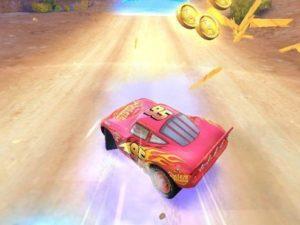 Hra na mobil Cars: Lightning League