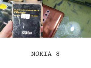 Nokia 8 reálné fotografie v plné parádě