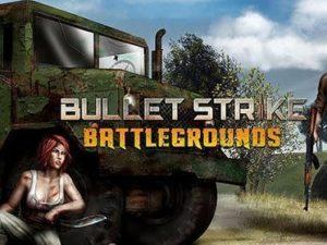 Hra na mobil Bullet strike: Battlegrounds