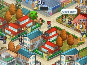 Hra na mobil Dream town story
