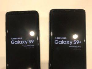 Samsung Galaxy S9 a S9+ v plné parádě