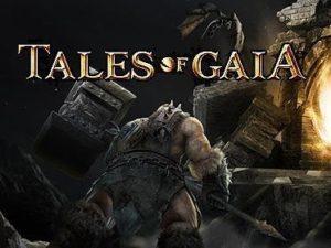 Hra na mobil Tales of Gaia