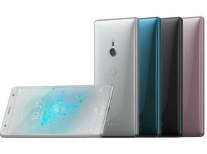 Android 10 oficiálně na telefonech Xperia XZ2 a XZ3