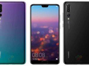 Huawei P20 Pro v testu odolnosti