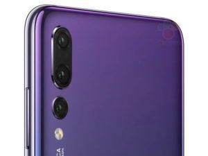 Huawei P20, P20 Pro a P20 Lite - spoustu oficiálních renderů
