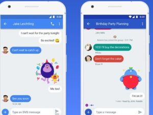 """Google bude mít další aplikaci pro komunikaci. Bude se jmenovat """"Chat""""."""