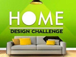 Hra na mobil Home design challenge