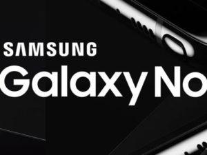 Samsung Galaxy Note 9 - rendery v CAD a video