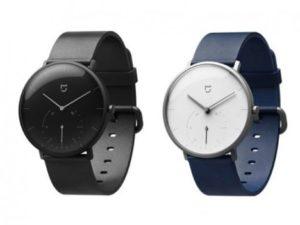 Nové cenově dostupné hodinky Xiaomi Mijia Quartz Watch