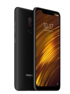 Xiaomi Pocophone F1 černý