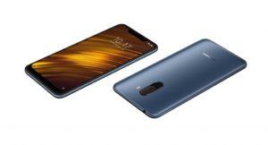 Xiaomi Pocophone F1 displej