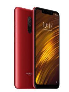 Xiaomi Pocophone F1 červený