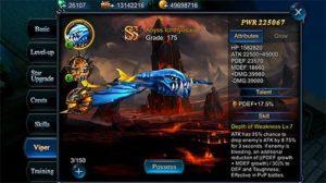 Android MMORPG hra Goddess: Primal chaos
