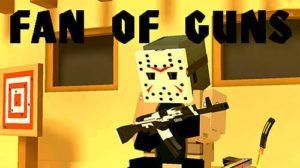 Android akční hra Fan of guns