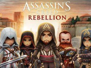 Hra na mobil Assasin Creed Rebellion již brzy