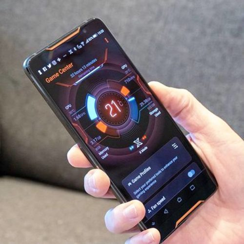 ASUS ROG PHONE - Herní telefon