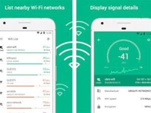 Aplikace WiFiman