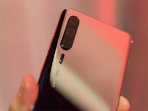 Nový Huawei telefon se čtyřmi senzory