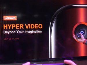 Reklamní video na Lenovo Z6 Pro