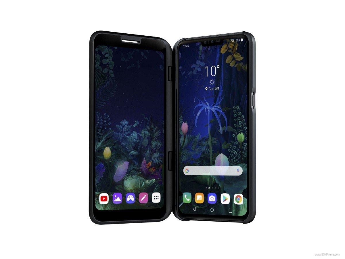 LG V50 ThinQ 5G s druhým displejem