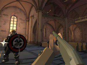 Hra na mobil World war polygon