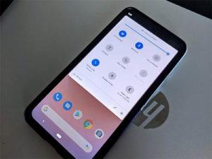 Pixe 4 bude mít vyšší displej. Pixel 4 XL bude stejný