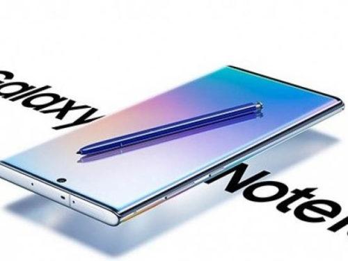 Galaxy Note 10 Standard