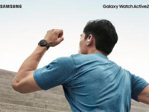 Samsung Galaxy Watch Active 2 oficiálně