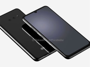 Fotky LG G8x s velkým displejem