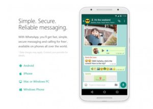 WhatsApp ukončuje podporu pro telefony před Android 4.0.3