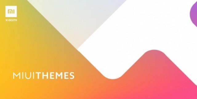 Aplikace MIUI Themes