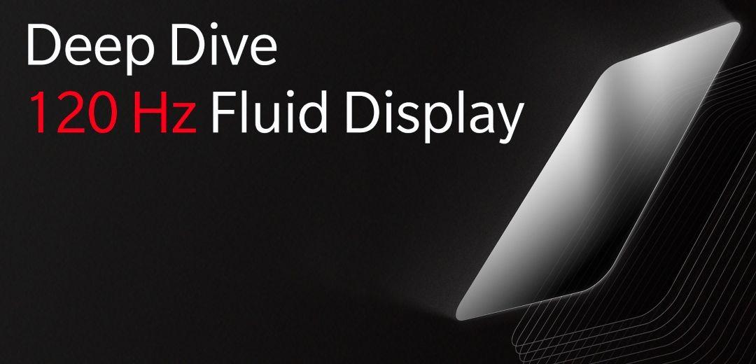 OnePlus 8 Pro a 120Hz displej