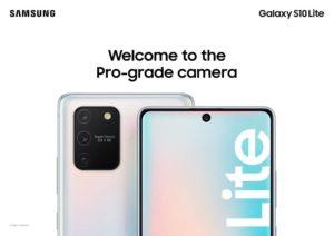 Samsung v Česku spustil prodej Galaxy S10 Lite, Note 10 Lite a Galaxy A71
